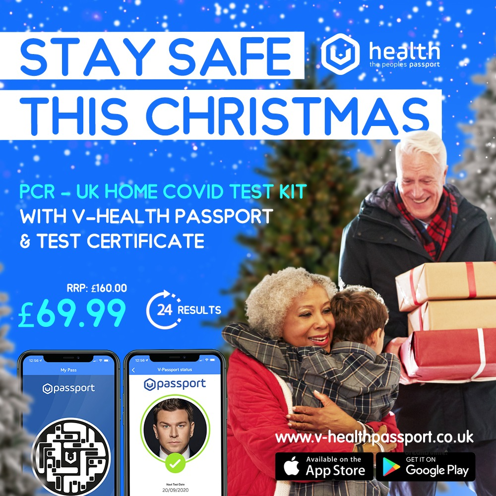 Stay Safe This Christmas